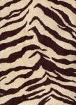 ONYX TIGER Tiger chenille tapestry. Very thick, very soft. 82% rayon, 18% poly. $32.95 per yard