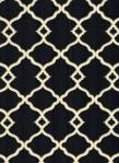 CHIPPENDALE FRETWORK ONYX 100% cotton fretwork pattern $27.95 per yard