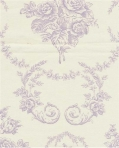 SARATOGA TOILE LILAC Ralph Lauren fabric 100% cotton, $26.95 per yard